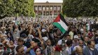 Moroccans demand revocation of their country's normalisation of ties with Israel